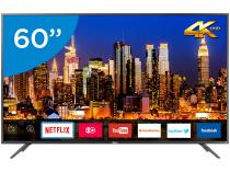 "Smart TV 4K LED 60"" Philco PTV60F90DSWNS - Wi-Fi HDR 3 HDMI 2 USB"