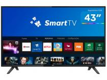 "Smart TV LED 43"" Philips 43PFG5813/78 Full HD - Wi-Fi 2 HDMI 2 USB"