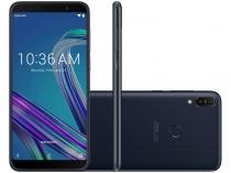 """Smartphone Asus ZenFone Max Pro (M1) 32GB Preto 4G - 3GB RAM Tela 6"""" Câm. Dupla + Câm. Selfie 8MP"""
