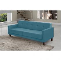 Sofá 3 Lugares Suede Riezo - American Comfort
