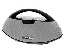 Som Portátil Mondial FM 15W RMS  - Speaker Bluetooth Entrada SD e USB