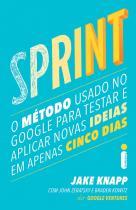 Sprint - O método usado no Google para testar e aplicar novas ideias em apenas cinco dias