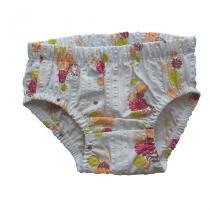 Tapa fralda bebê menina floral colorido tecido plano anarruga azul claro - Dudsbb