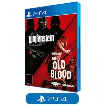 Wolfenstein: The Two-Pack para PS4 - Bethesda