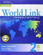 World Link 2b - Student Book / Workbook - Cengage do brasil